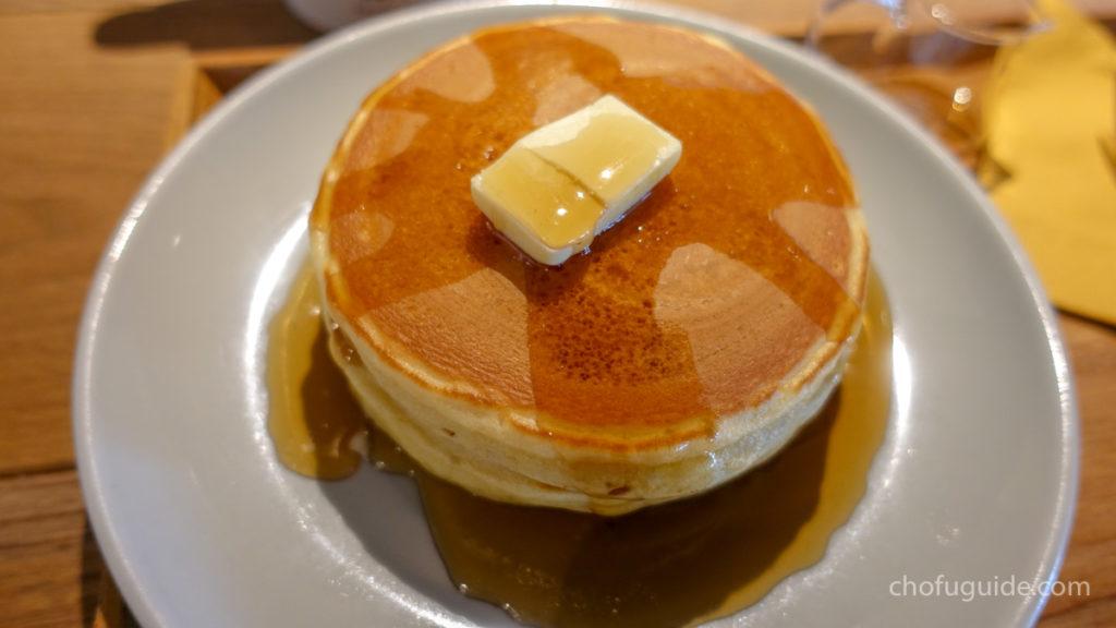 『寿太郎のホットケーキ』720円〜