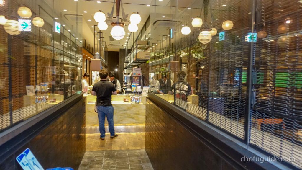 【タピオカあり】『Dining cafe YOSHIMI 調布パルコ店』で黒毛牛担々麺とローストビーフ丼ランチ