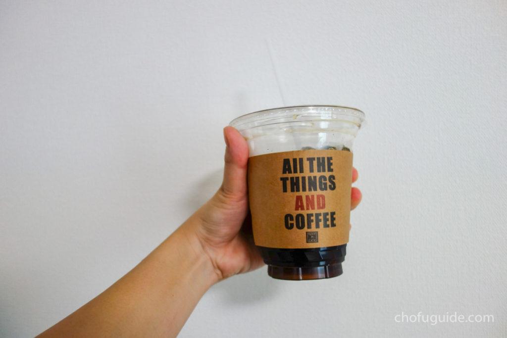 『アイスコーヒー』