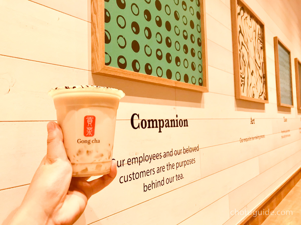 【カフェ】タピオカ・コーヒーなど