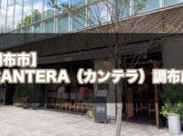 【調布市】『CANTERA(カンテラ)調布店』でオシャレなイタリアンランチ