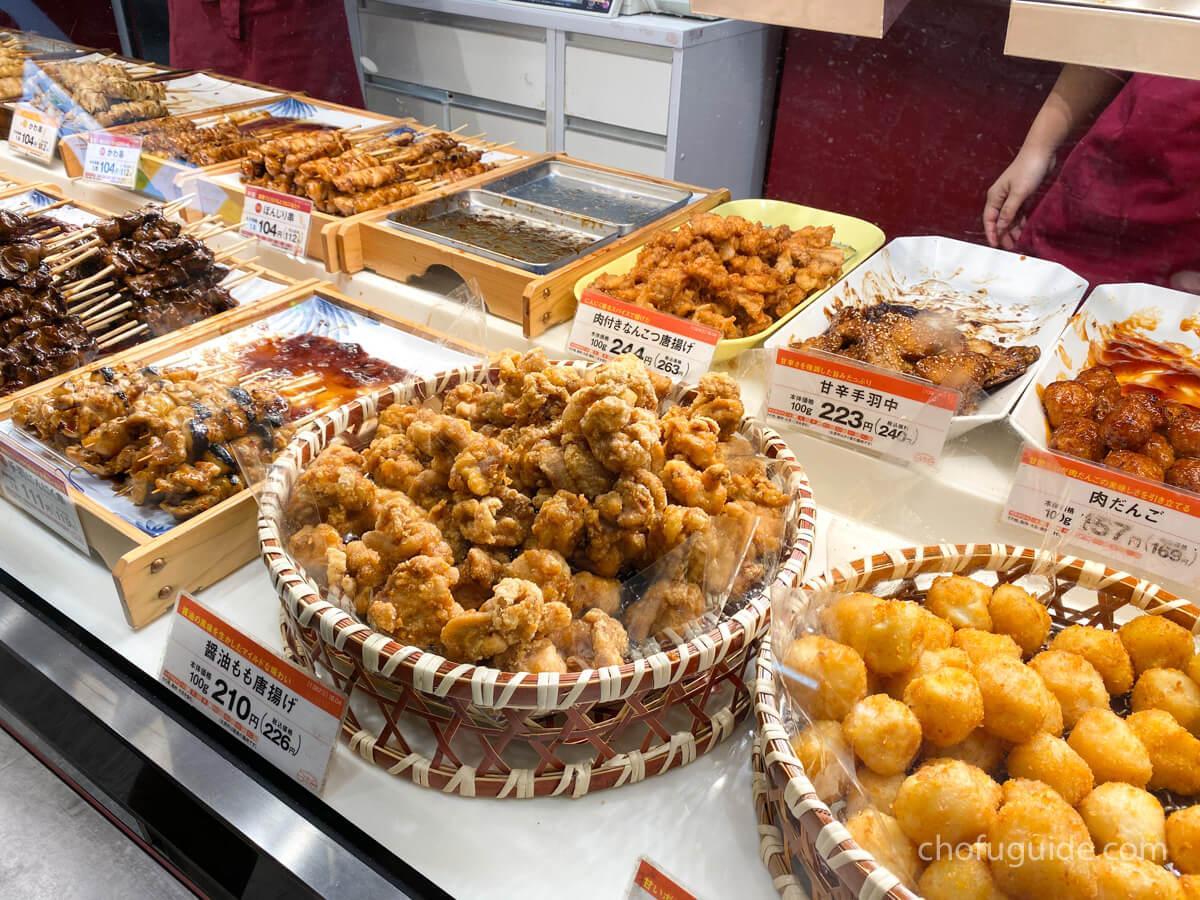 調布駅ビルの『日本一 トリエ京王調布店』でお持ち帰り焼き鳥を楽しむまとめ