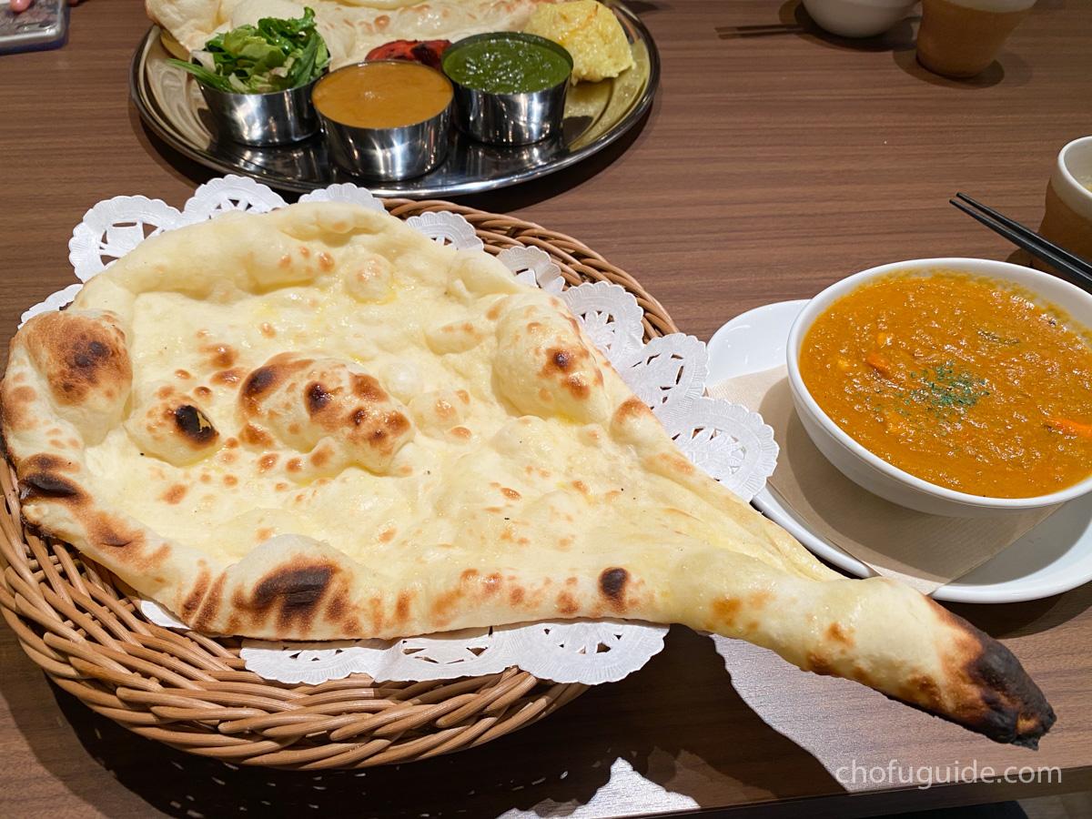 【調布PARCO】インドカレー&インド創作料理『ローカルインディア』で美味しいランチナンを味わうまとめ