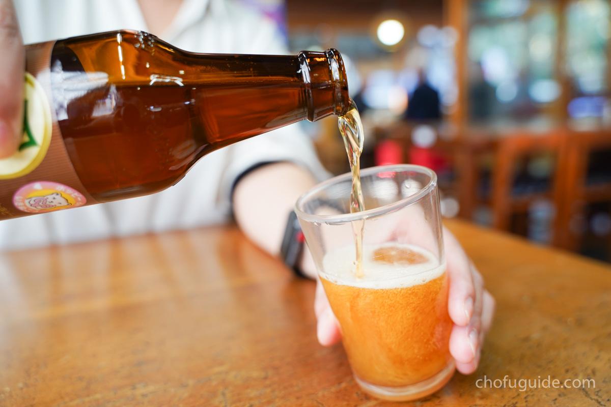 飲みやすさが特徴的