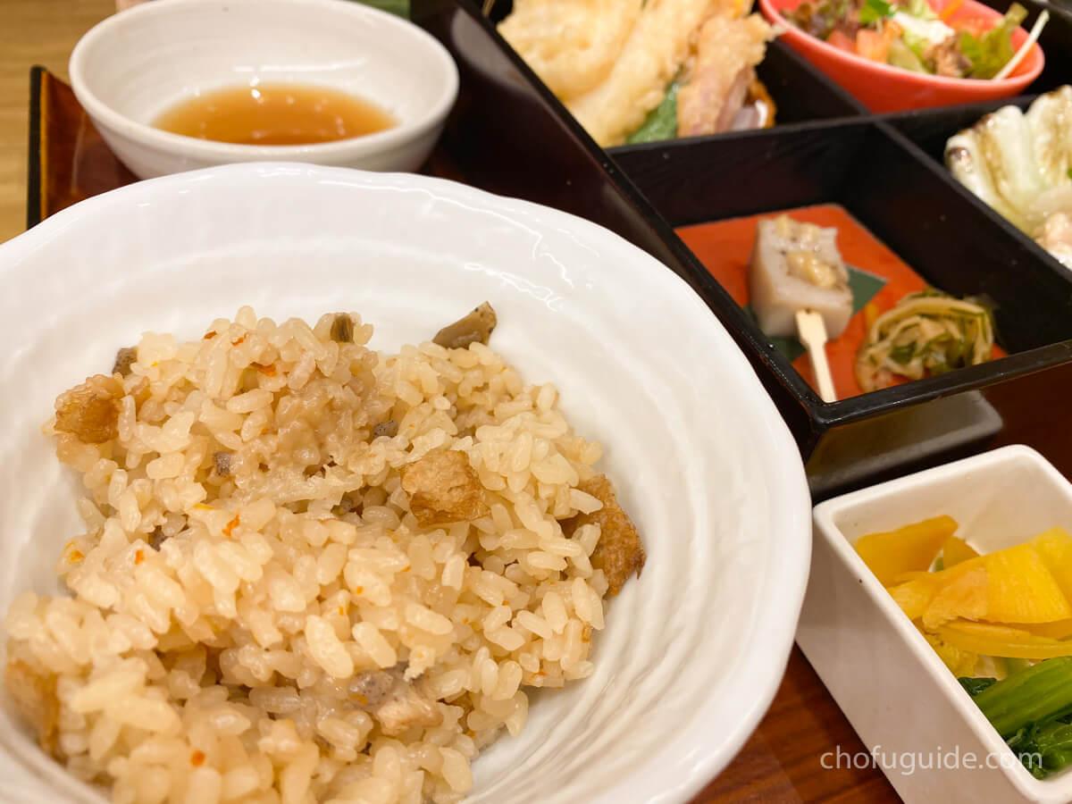 【トリエ京王調布】駅ビルにある『花旬庵(かしゅあん) トリエ京王調布店』でサクサクの天ぷらと蕎麦を味わうまとめ