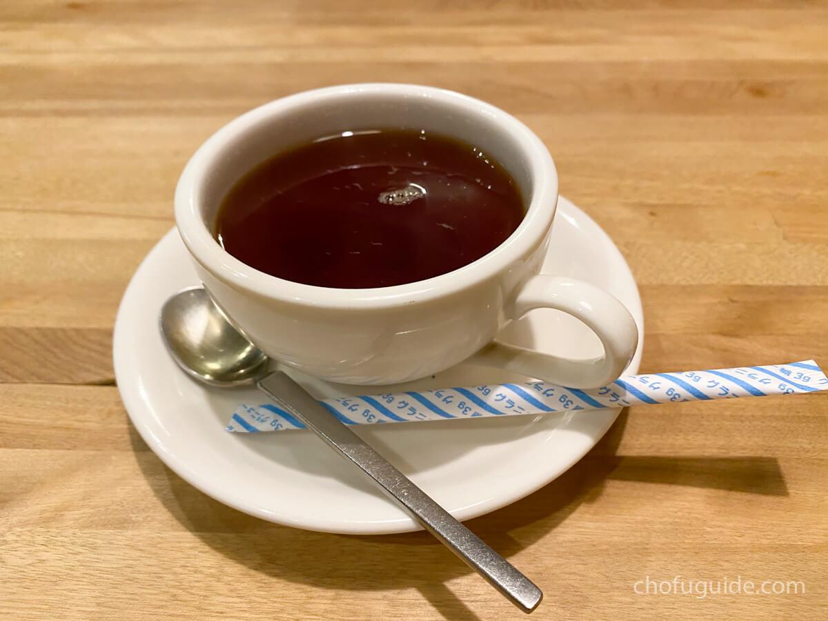 追加した紅茶