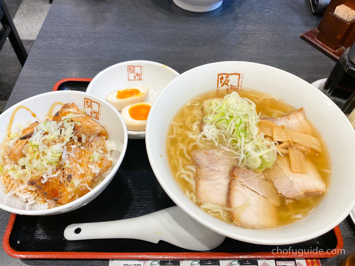 【調布市】駅からすぐ移転後の『喜多方ラーメン坂内 調布店』でトロうま特製焼豚ラーメンを楽しむまとめ