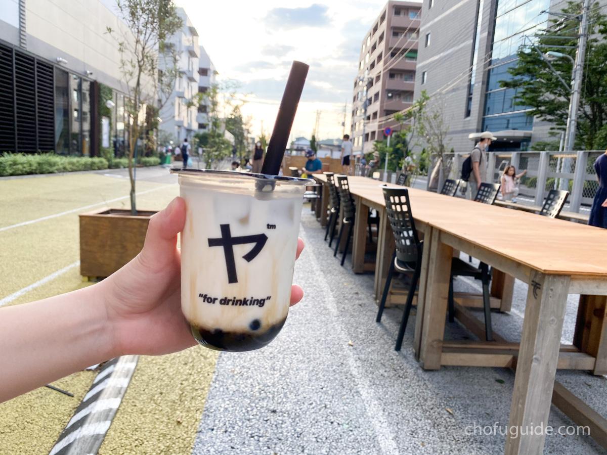 【トリエ京王調布】タピオカティー専門店『三茶ヤ(さんちゃや)』が調布にOPEN!まとめ