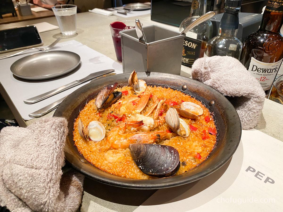 【調布市】オシャレなスペイン料理『PEP spanish bar 調布店(ペップ スパニッシュバル)』で贅沢なランチを堪能!まとめ