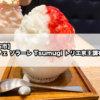 【調布市】『カフェ ソラーレ Tsumugi トリエ京王調布店』で和のランチと季節のかき氷を堪能!