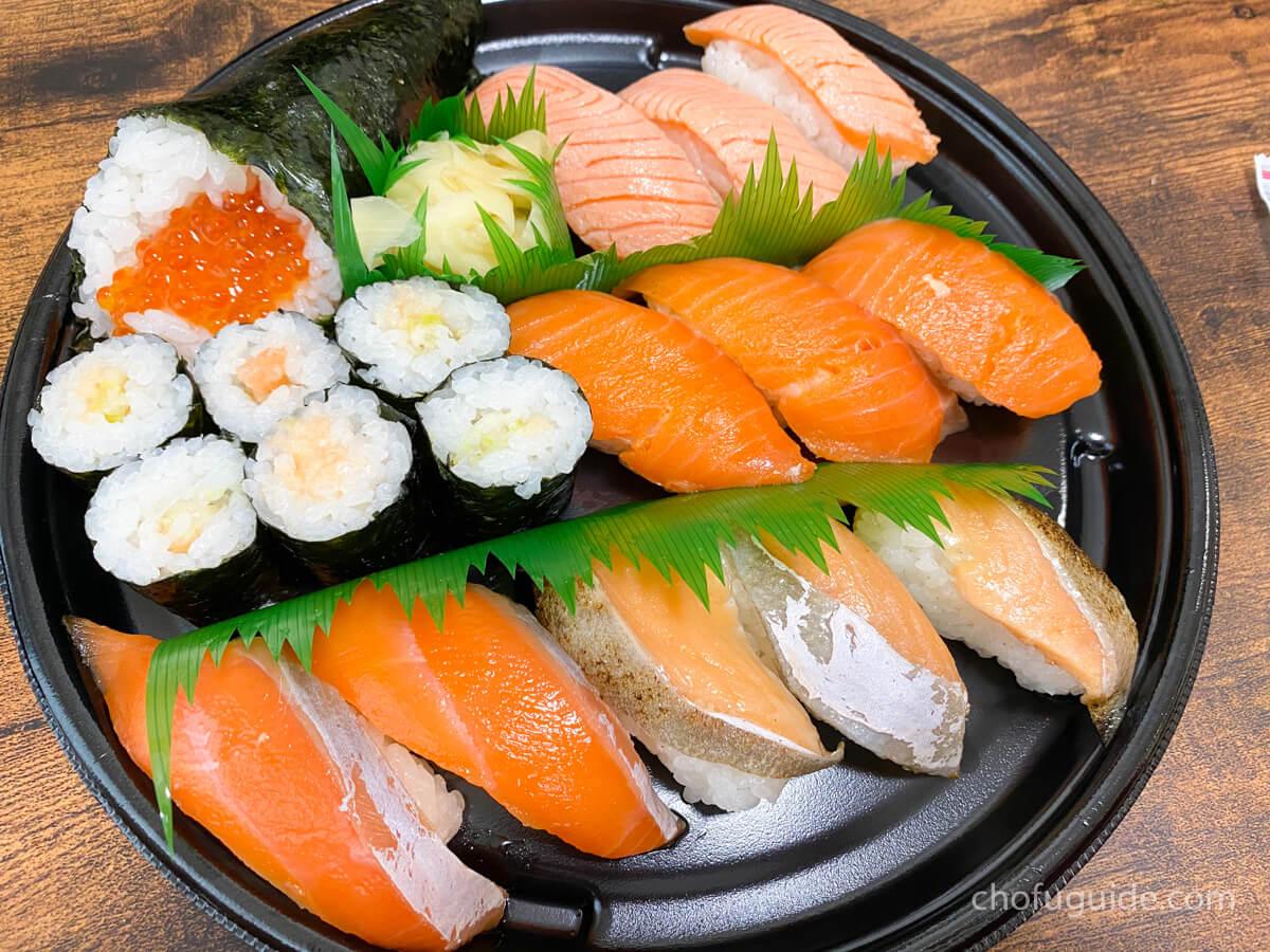 【寿司】寿司・海鮮