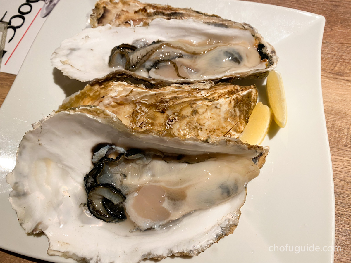 王道の味・宮城の生牡蠣