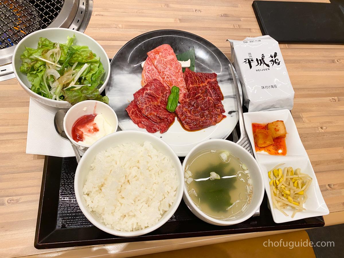 【調布市】『焼肉HEIJOEN(平城苑)トリエ京王調布店』で贅沢ランチを堪能!まとめ