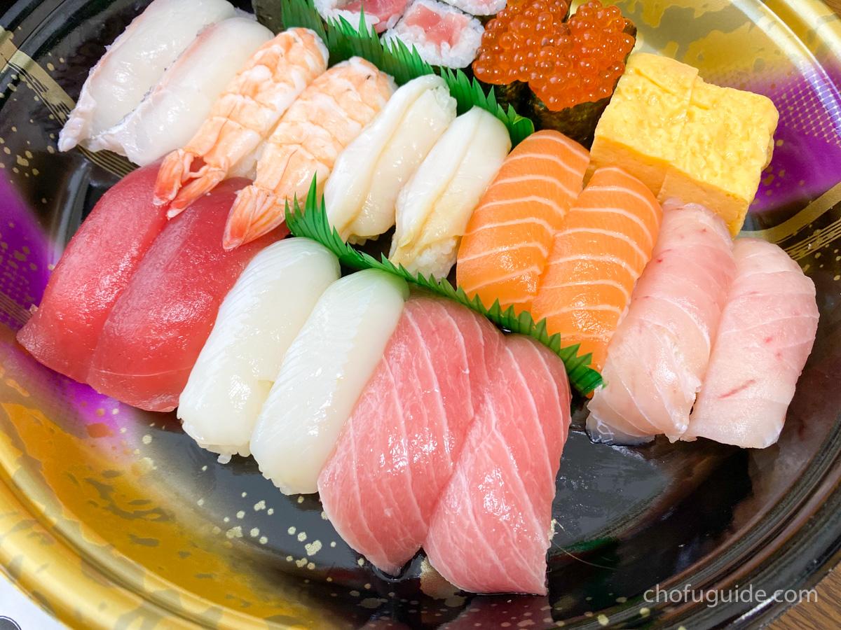 寿司桶のセット